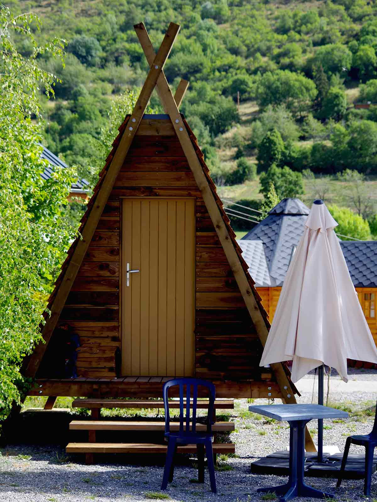La Cabadienne Camping Le Cians