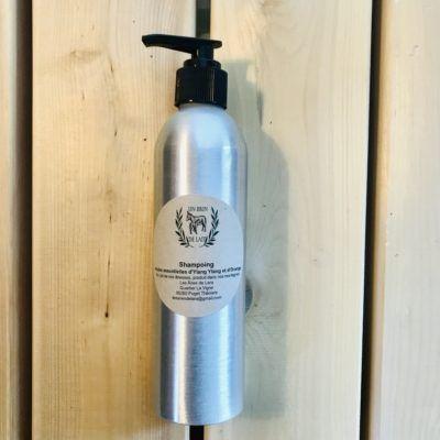 shampooing liquide Brin de Lait